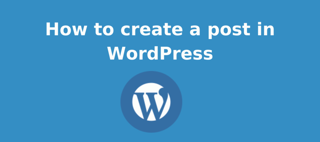 how do i create a blog