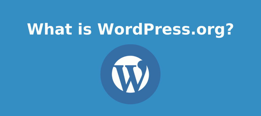 what is wordpress.org