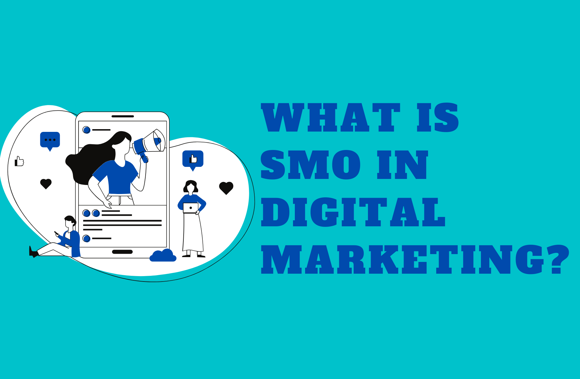 What is SMO in Digital Marketing?