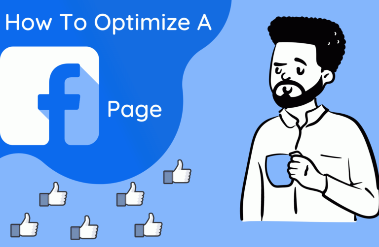 How To Optimize A Facebook Page