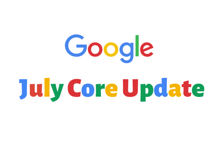 Google July 2021 core update rolling out now